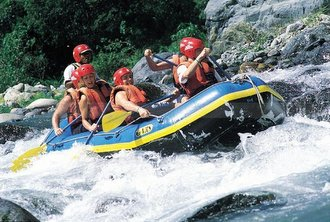 Domincan Republic rafting