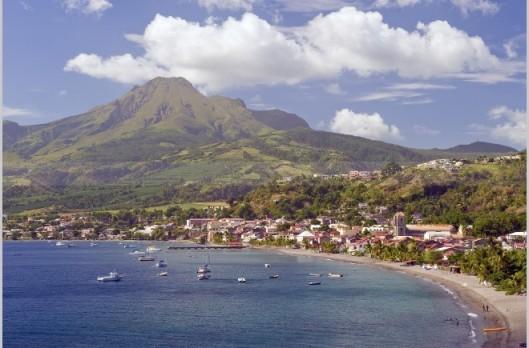 Saint Pierre Martinique