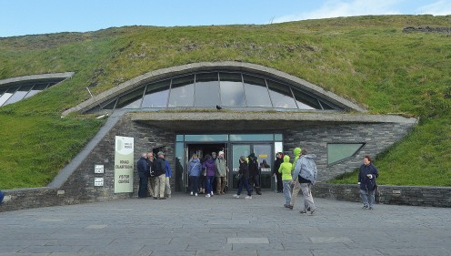 Cliffs of Moher visitors center